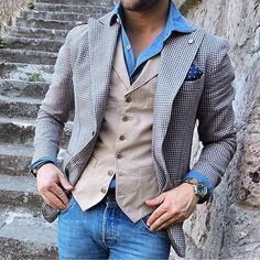 MenStyle1.com Enquires :  Ms1insta@gmail.com #style #menswear #fashion #gentlemen #instafashion #model #class #suit #fashionable #fashionblogger #classy #luxury #pittiuomo #dressup #lookinggood #outfit #menstyle #gentleman #styles #guy #malemodel #design #classic #blogger #clothes #clothing #menstyle1