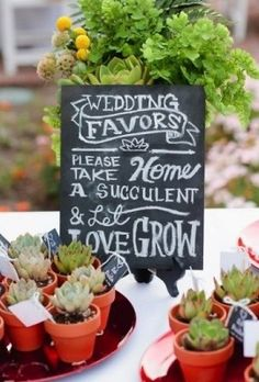 5 DIY Summer Wedding Favor Ideas on Borrowed & Blue.  Photo Credit: Loverly