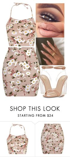 """""""NB Chilling in my car 76"""" by cad-shantana-aryeequaye ❤ liked on Polyvore featuring Topshop and Mary Kay"""