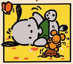 Pochacco Multiples Postcard | Flickr - Photo Sharing!