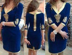 Algerie dress