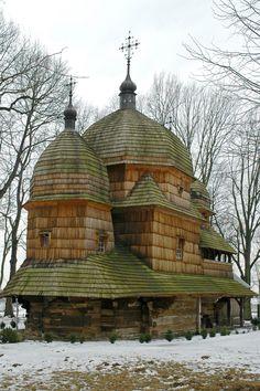 Chotyniec-Poland ✿ (UNESCO World Heritage site)