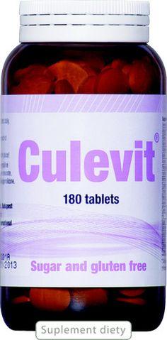 Culevit: witaminy i aminokwasy wzmacniające organizm