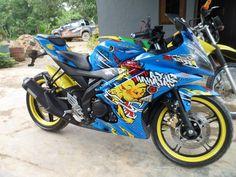Wrap & Cut.. Yamaha R15