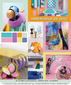 Spring Fashion Trends, Summer Trends, Summer Patterns, Color Patterns, Teen Trends, Fashion Forecasting, Colorful Fashion, Color Trends, Printing On Fabric