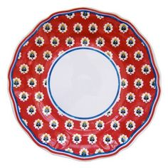 Le Cadeaux Fleur de Provence Red Melamine Dinnerware, Dinner Plate by Le Cadeaux. $16.99. Not Microwave safe (melamine never is). Designs inspired by French and Italian pottery, purposely crafted with a distressed look. Dishwasher safe-Triple weight, tested for durability. approx 11 inches. Safe enough for children. Heavy and durable special melamine, triple weight to ensure strength and resist shattering. Dishwasher safe, but not microwave safe (Melamine never is mic...