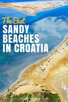 Sandy Beaches in Croatia_Nin_Queens Beach Travel Blog