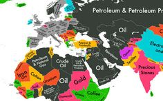 These Awesome Maps Will Teach You Something New About the World Today
