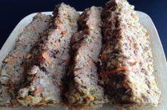 Beefaloaf Meatloaf Dog Food Recipe