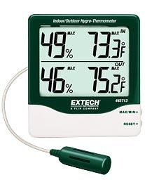 Termohigrometro Digital Exterior / Interior Extech 445713