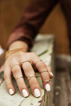 rings #white #rings