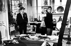 Dean Martin, Janet Leigh, and Tony Curtis in Who Was That Lady?, 1960.