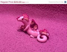 Baby Love Bug Dragon by AiryStyles on Etsy