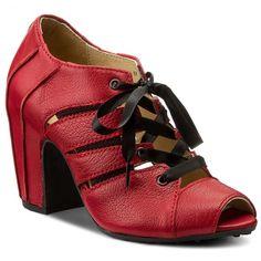 Pantofi FLY LONDON - Arcafly P144250001 Lipstired/Black