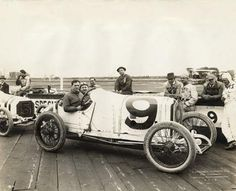 San Francisco's 1915 World's Fair and the Dawn of Championship Auto Racing - Panama-Pacific International Exposition