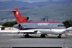 Boeing 727-225/Adv aircraft picture