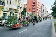 Stadslandbouw in Berlijn | Groenblauwe netwerken