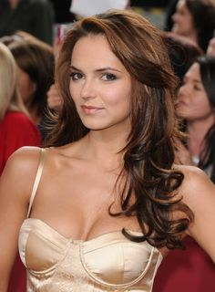 Kara Tointons long layered hairstyle-wish hubby would like my hair this color