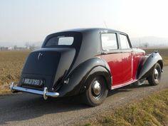 Bentley MK VI - 1947 Antique Cars, Vehicles, Vintage Cars, Rolling Stock, Vehicle, Tools