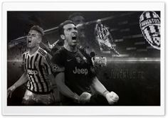 Juventus F.C. HD Wide Wallpaper for Widescreen