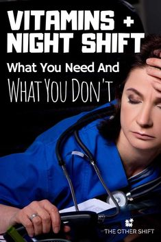 Do you take extra vitamins when working night shift? Vitamins and supplements are often suggested for night shift workers but which ones are necessary? Nursing School Tips, Nursing Tips, Nursing Quotes, Funny Nursing, Nursing Memes, Working Night Shift, Night Shift Nurse, Medical Humor, Nurse Humor