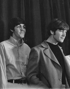 """The Beatles are a famous English band that originated in Liverpool, England. They became """"The Beatles"""" in 1960 and consisted of four very talented and incredibly influential musicians; John Lennon, Paul McCartney, George Harrison, and Ringo Starr. Beatles Love, Beatles Photos, First Class, Liverpool, Bug Boy, John Lennon Paul Mccartney, The Fab Four, Ringo Starr, George Harrison"""