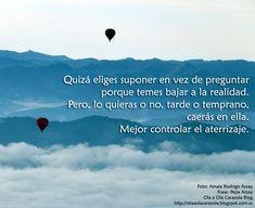 De Ola a Ola Caracola Blog Blog, Frases, Falling Down, Te Quiero, Get Well Soon, Blogging