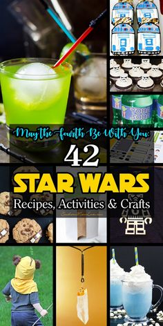 Southern Mom Loves: May the Fourth Be With You: 42 DIY Star Wars Recipes, Activities & Crafts Star Wars Themed Food, Star Wars Party Games, Star Wars Food, Star Wars Day, Star Wars Birthday Games, Party Food Valentines Day, Party Food Themes, Party Ideas, Diy Party