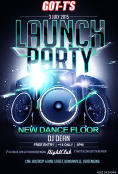 Club Dance Music, Slush Puppy, Edm, Product Launch
