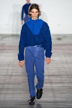 Fashion East Fall-Winter 2019 Runway Show - London Fashion Week Men's - Male Fashion Trends Fashion 2018, New Fashion, Runway Fashion, Spring Fashion, Fashion East, Fashion Trends, Male Fashion, Fashion Details, London Fashion Weeks