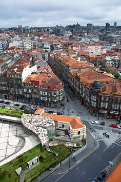 Porto  #Portugal  Travel to Porto in Portugal to enjoy the architecture and beauty of the city.  --  Have a look at http://www.travelerguides.net