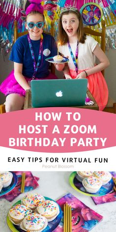 How to host a virtual birthday party for kids safe at home. This Drive-by birthday party idea is the easiest way to celebrate a safe quarantine party for kids and their friends. Birthday Party Treats, Birthday Celebration, Birthday Parties, Happy Birthday, 10th Birthday, Kids Party Themes, Diy Party Decorations, Party Ideas, Party Kit