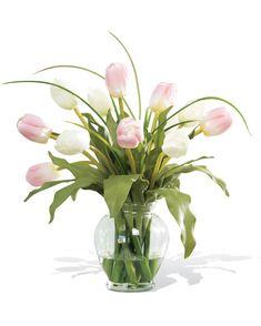 Mixed Tulip Silk Flo