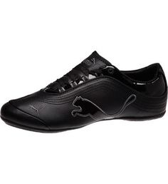 black puma shoes womens