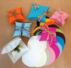 Χάρτινα κουτιά! Υλικά για οικονομικές μπομπονιέρες! | bombonieres.com.gr