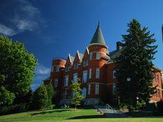 School of Communications. My major. Washington Washington Washington State