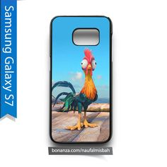 Moana Heihei Rooster on Deck Samsung Galaxy S7 Case Cover