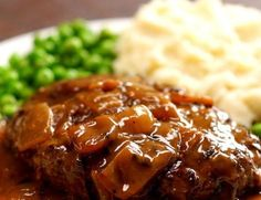 Simply The Best Salisbury Steak Recipe I have tasted.