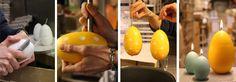 Munakynttilöiden valmistus  #puttipaja #kotimainenkynttilä #kynttilänvalmistus #munakynttilä #finnishcandle #eggcandle