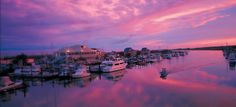 The Wilmington Coast offers shopping, dining, attractions, art, history and three beautiful beaches: Carolina, Kure and Wrightsville, pictured here.
