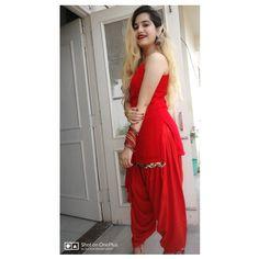 Punjabi Girls, Punjabi Suits, Churidar, Kurti, Girl Pictures, Girl Photos, Patiyala Suit, Patiala Suit Designs, Designs For Dresses