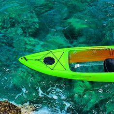 Beautiful tropical waters of Maui, HI. Clear Kayaks. #kayak #kayaking
