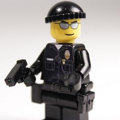 LAPD Police Officer | Flickr - Photo Sharing!