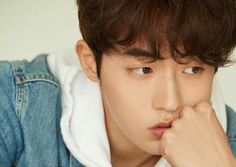 Nam Joohyuk, Bedroom Eyes, Joo Hyuk, Le Male, Korean Actors, Love Story, Male Style, Twitter, Fashion