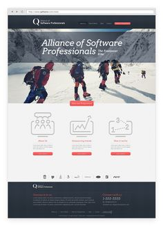 Q Alliance by Filip 'MykaPolo' Pomykalo, via Behance