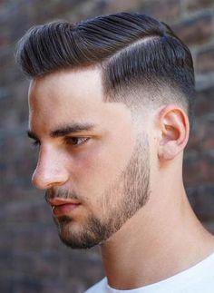 Side Fade Haircuts for Men 2020 50 Elegant Taper Fade Haircuts for Clean Cut Gents Boys Fade Haircut, Best Fade Haircuts, Fade Haircut Styles, Short Fade Haircut, Side Part Haircut, Taper Fade Haircut, Tapered Haircut, Cool Hairstyles For Men, Haircuts For Men