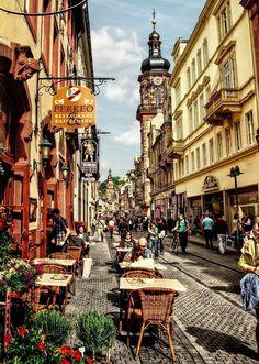 Heidelberg of Germany