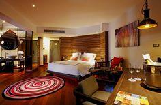 Diseño de Interiores & Arquitectura: Hotel 5 Estrellas Indigo pearl en Phuket, Tailandia