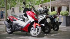 Gama Scooters Yamaha 2016 en MOTOS TRIANGULO