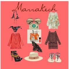 Marrakech, created by sandrakrim on Polyvore